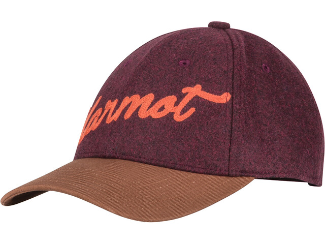 Marmot Wool Cap Fig/Terracotta